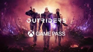 Outriders sera disponible sur le Xbox Game Pass dès son lancement