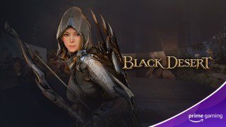Black Desert Online gratuit pour les membres Amazon Prime Gaming