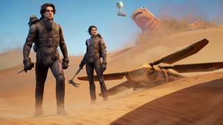 Dune débarque sur Fortnite