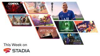Stadia Pro – Les jeux gratuits d'octobre 2021