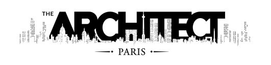 The Architect - Logo Clean - Black on White