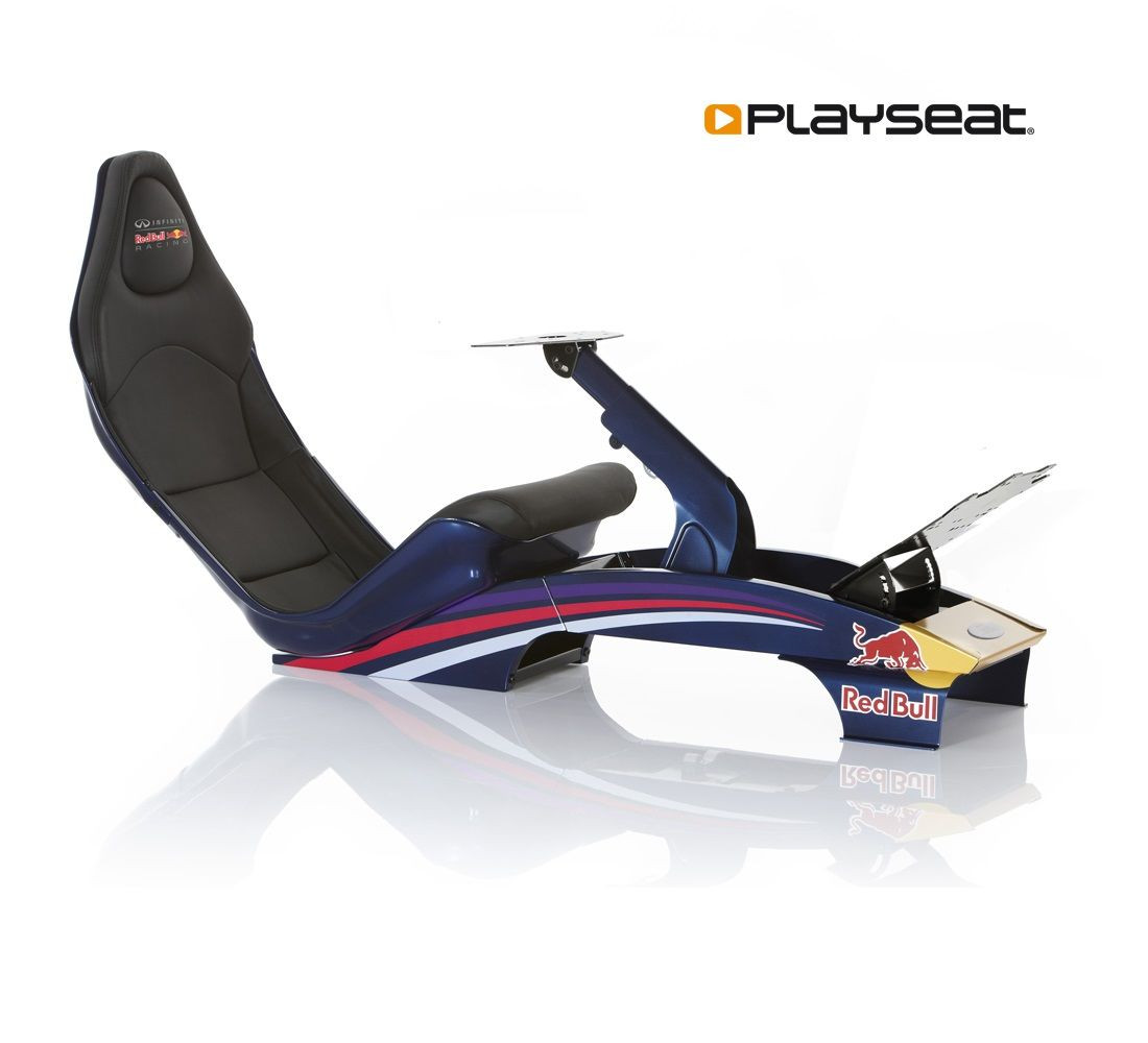 f1 racing chair aqua dining room covers playseat red bull playseatstore for all