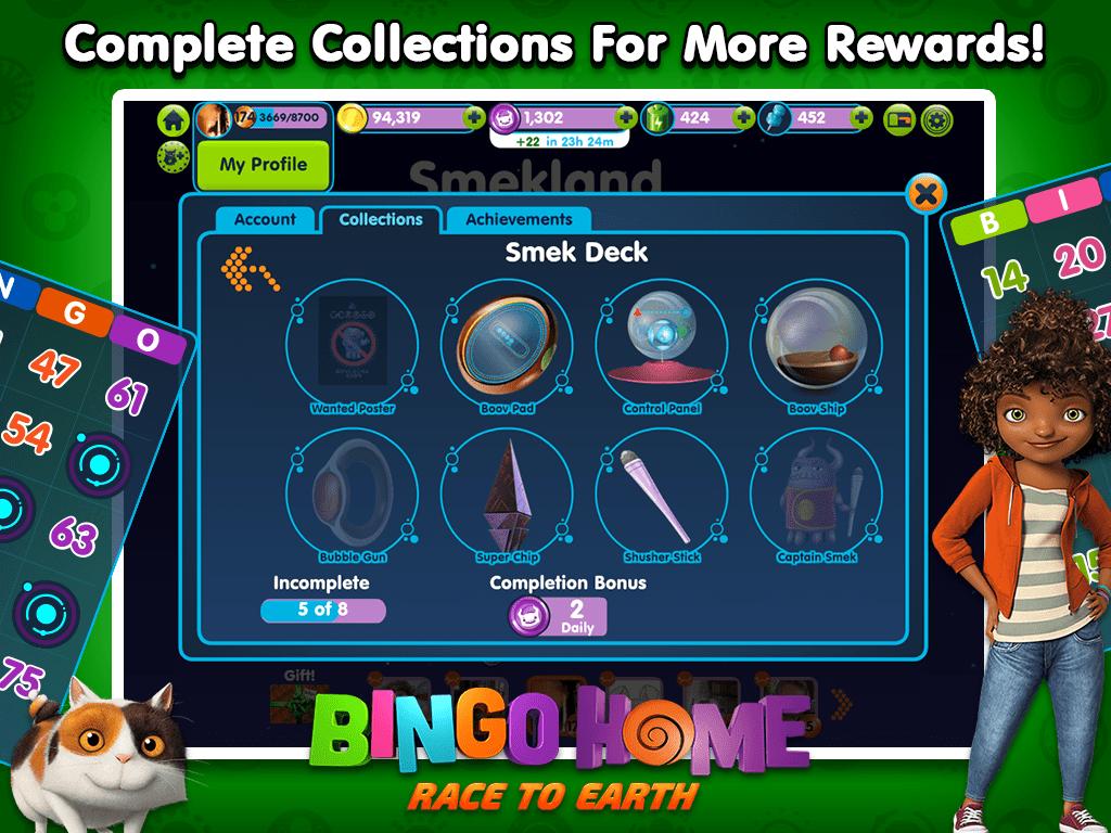 Bingo HOME