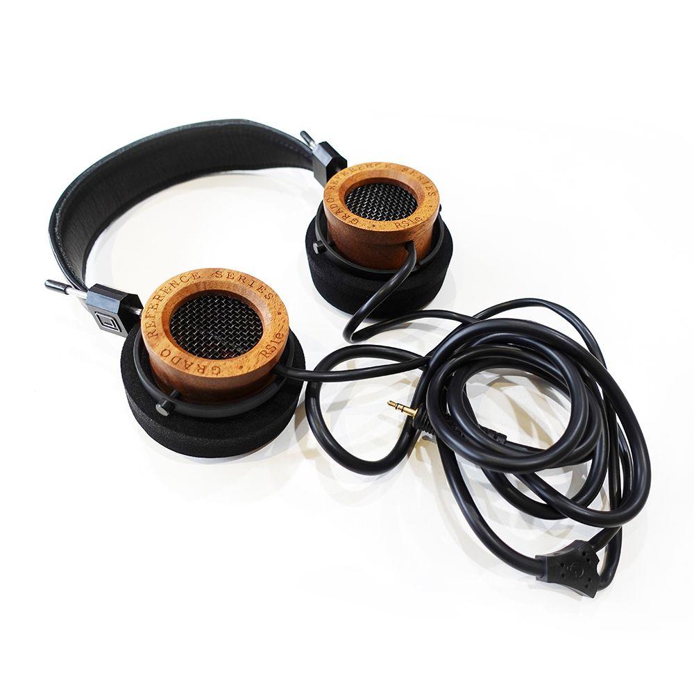 展示機出清 GRADO RS1E 黑色頭戴 木盒版 頭戴式耳機 - 耳機   喇叭   PLAYSOUND 沛聲