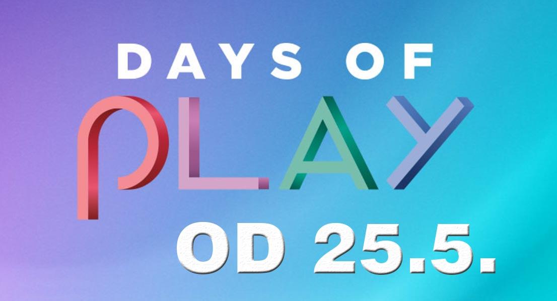 Days of Play, herní dny playstation