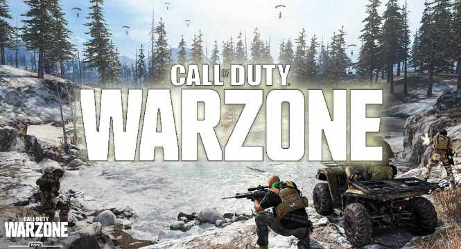 Call Of Duty: Warzone mapa bunkrů