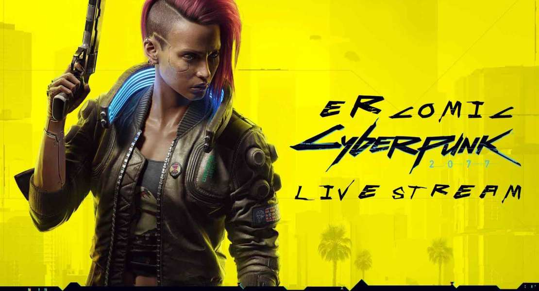 PlayStation 5 stream CyberPunk 2077