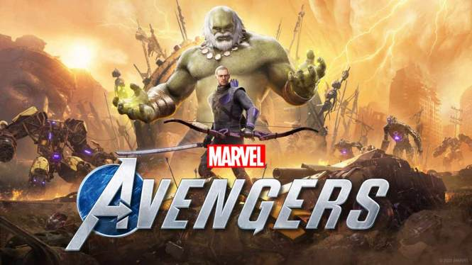 Hawkeye Marvel's Avengers PlayStation 4