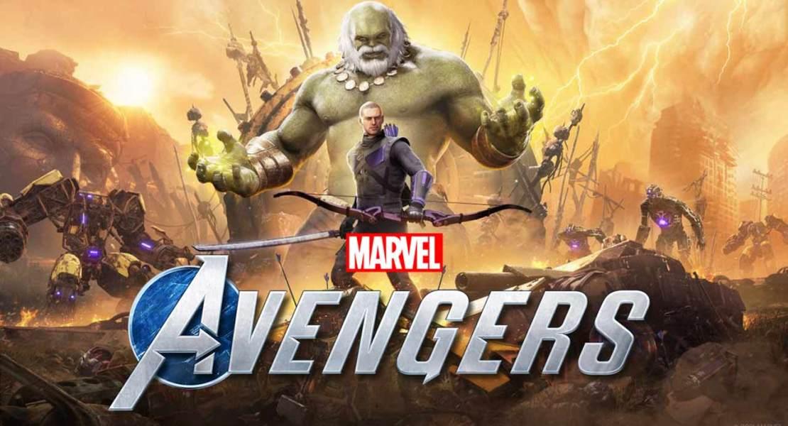 Hawkeye Marvel's Avengers PlayStation 4
