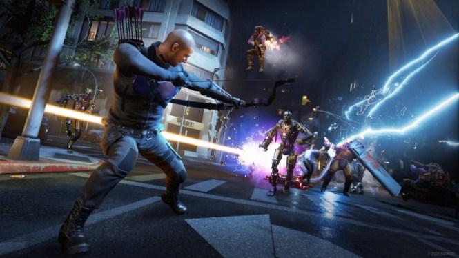 Hawkeye přichází do Marvel's Avengers