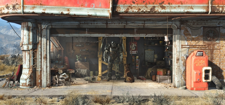 Fallout 4 komt in 1080p en 30 fps naar PlayStation 4