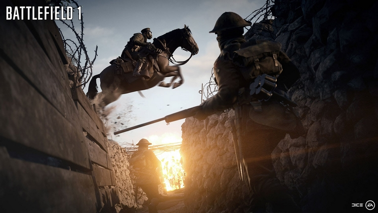DICE geeft Battlefield 1 update op basis van bèta-feedback
