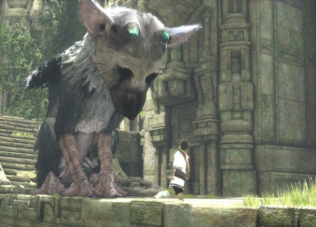 The Last Guardian Review PS4