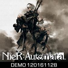 NieR Automata PS4 Game Demo