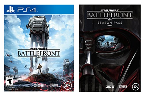 Star Wars: Battlefront -Game + Season Pass - PlayStation 4 [Digital Code] |  PlayStation 4 Magazine