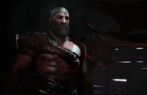 New God of War Kratos