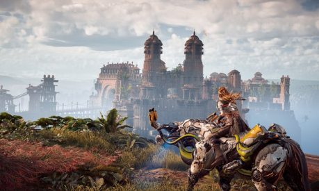 Horizon Zero Dawn - ps4 game