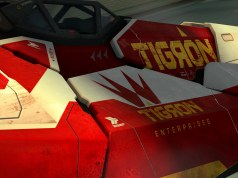WipEout Omega Collection Tigron K-VSR
