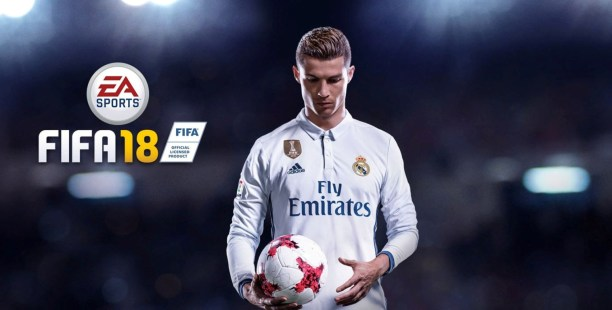 PS4 FIFA 18 bundles - Christiano Ronaldo