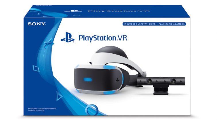 PS VR Bundle