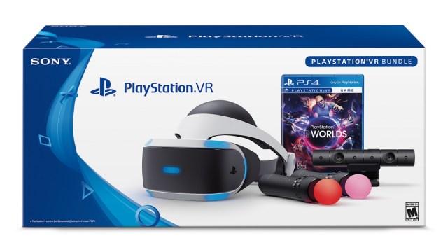 PlayStation VR Worlds PS VR Bundle