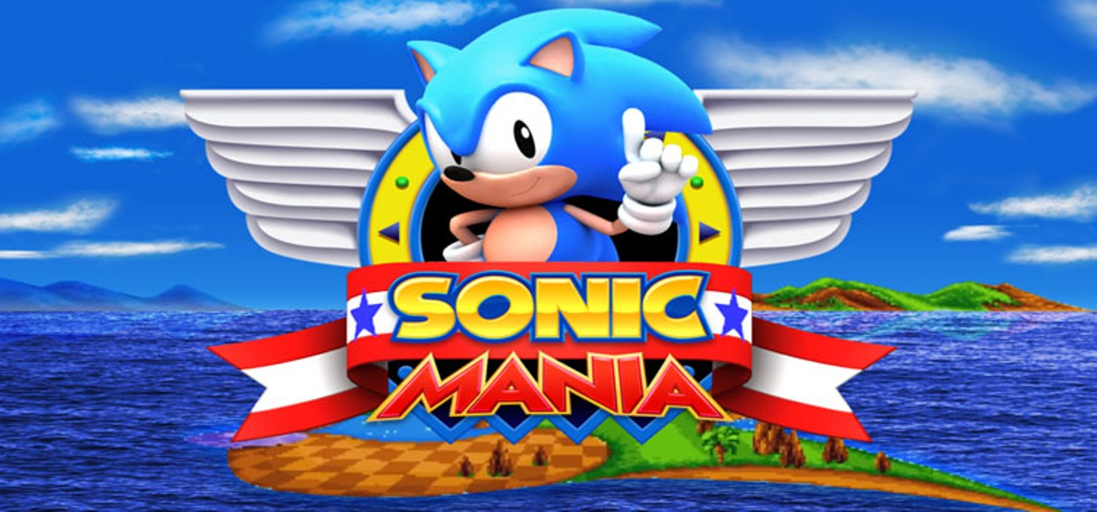Sonic Mania PS4 Launch Trailer | PlayStation 4 Magazine