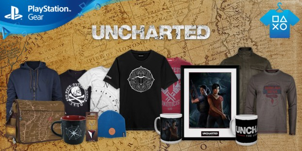 Uncharted: The Lost Legacy Merch