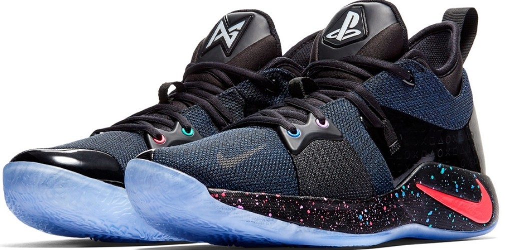 a4272f7bf17e PG-2 PlayStation Colorway  Nike Collaborates with Paul George to Create the Ultimate  Sneaker for PlayStation Fans