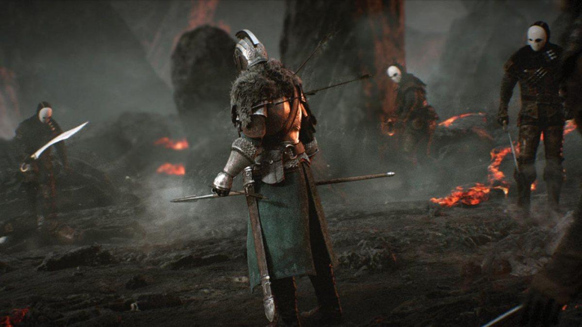 A Familiar Darkness Hands On With Dark Souls 2: Dark Souls 2 - Anteprima Hands-On