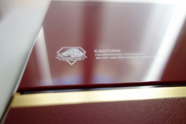 metal gear solid v console limited edition error system bug playstation 4 diamond dogs buy ebay