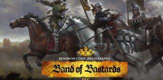 DLC PS4 Kingdom Come: Deliverance Band Of Bastards