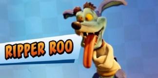 Crash team racing ripper roo nitro fueled