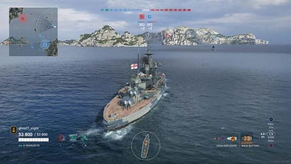 World of Warships: Legends recensione