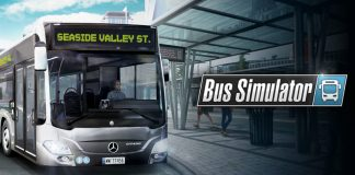 Bus Simulator Artwork
