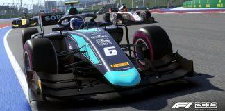 Formula 2 f12019
