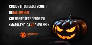 cinque giochi halloween