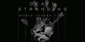 death stranding tour