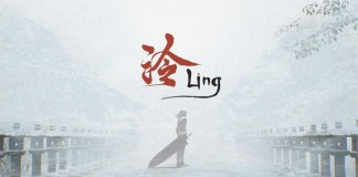 ling a road alone