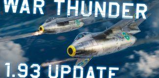 War Thunder 1.93