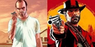 GTA V red dead
