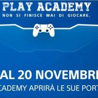 """Al via domani la misteriosa Play Academy, """"scuola"""" di PlayStation"""