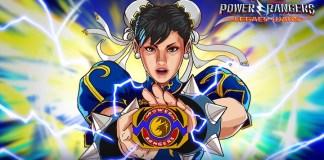 chun li power rangers