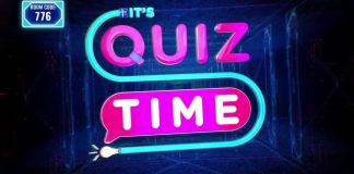 it's quiz time