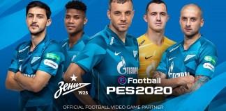 zenit efootball pes 2020