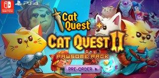 Pawsome Pack cat quest