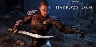 Harrowstorm elder scrolls online