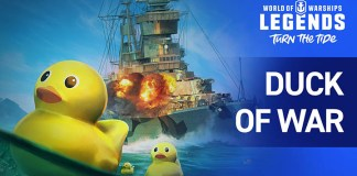 world of warships paperelle