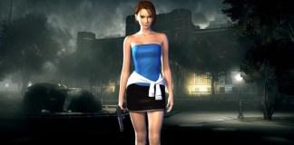resident evil 3 remake jill minigonna mutande