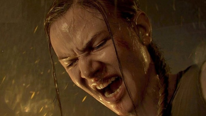 the last of us parte 2 abby