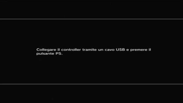 PlayStation Modalità Provvisoria